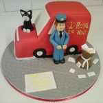 postman pat cake