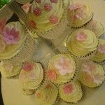pink cupcakes