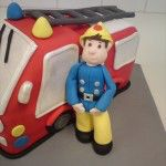 fireman sam cake