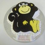 cheeky monkey cake