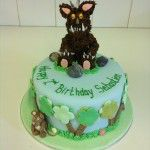 the gruffalo cake