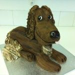 dog cake