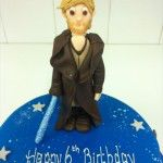 obi wan kenobi star wars cake