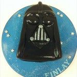 darth vader cake