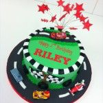 cars cake