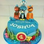 octonauts cake