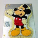 mickey mouse cake (whole body)