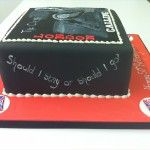 the clash cake