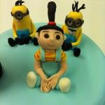 dispicable me cake