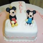 mickey and minney mouse number one