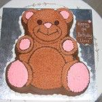 teddy-cake
