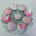 brush embroidery cupcakes