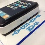 iPhone cake