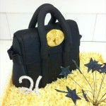 small mulberry handbag cake